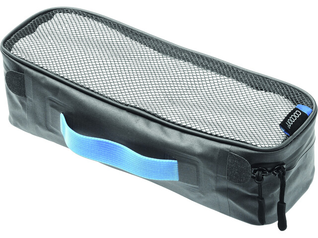 Cocoon Packing Cube with Open Net Top Small, blue